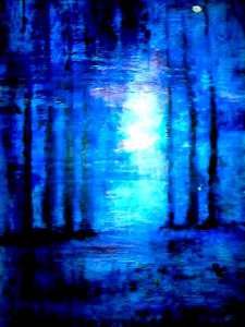 iridescent-night